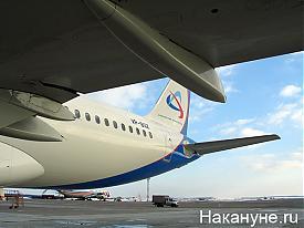 аэробус а-320 airbus авиакомпании уральские авиалинии Фото: Накануне.ru.