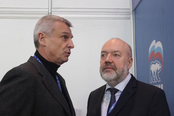 Сергей Носов Павел Крашенинников Фото:Накануне.RU