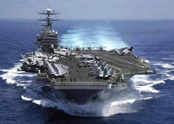 "Авианосец США ""Карл Винсон""|Фото:globaltimes.cn"