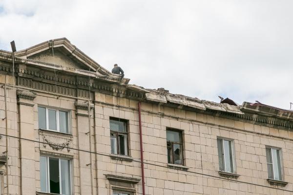 ураган в Нижнем Тагиле Фото:ntagil.org/�лья Колесов
