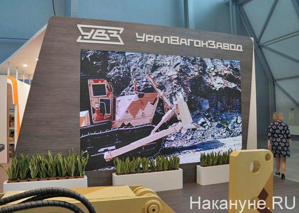 иннопром, стенда УВЗ|Фото: Накануне.RU