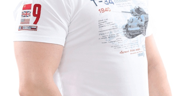 футболка Фото:pobeda.yarussia.com