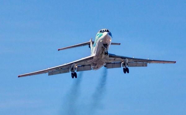 Ту-134 авиакомпания Алроса|Фото:alrosa.aero