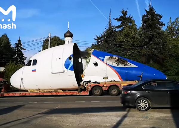Airbus А321 Уральские авиалинии|Фото:Mash
