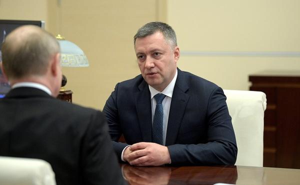Игорь Кобзев|Фото: kremlin.ru