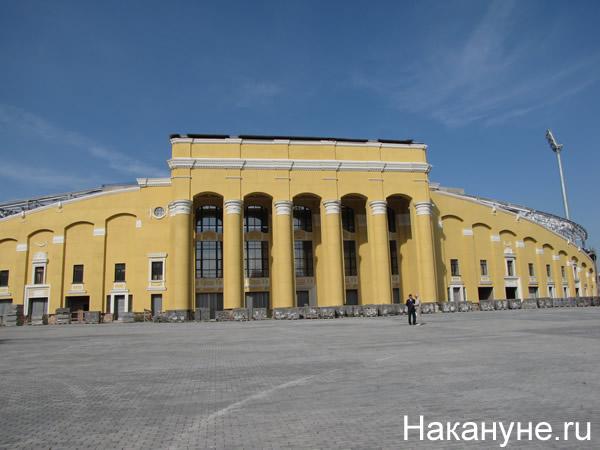 стадион автомобилист москва каток