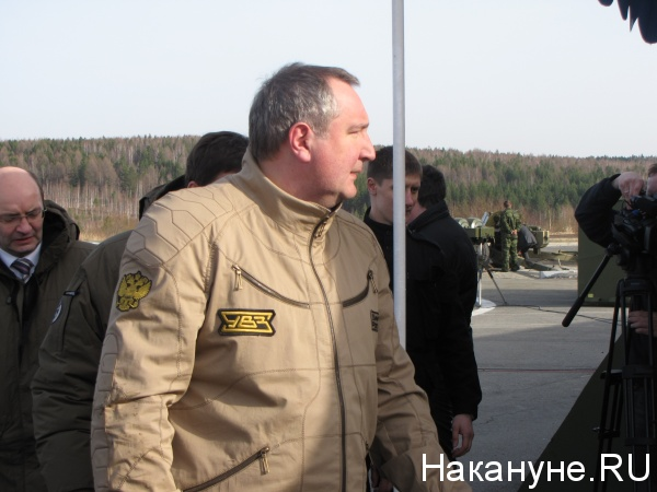 рогозин увз визит|Фото: Накануне.RU