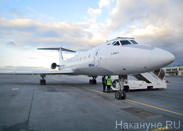 Ту-134|Фото: Накануне.RU