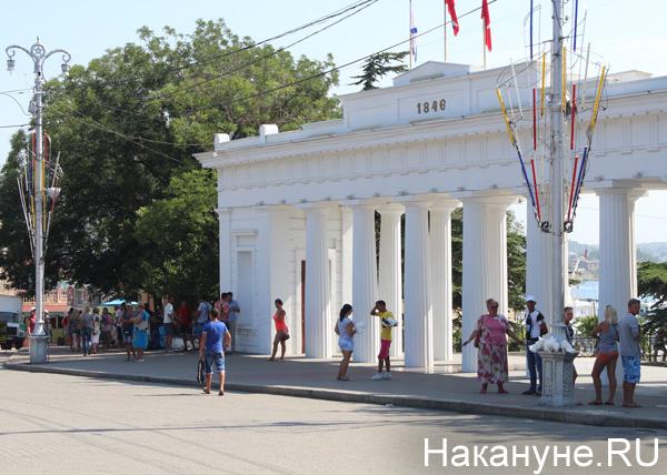 Крым, Севастополь, делегация|Фото: Накануне.RU