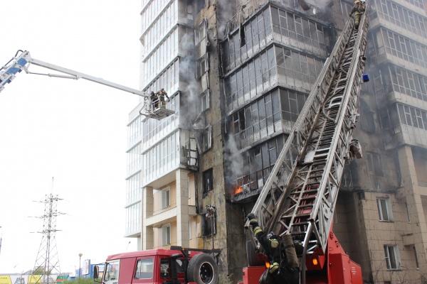 Красноярск дом пожар|Фото: ГУ МЧС РФ по Красноярскому краю