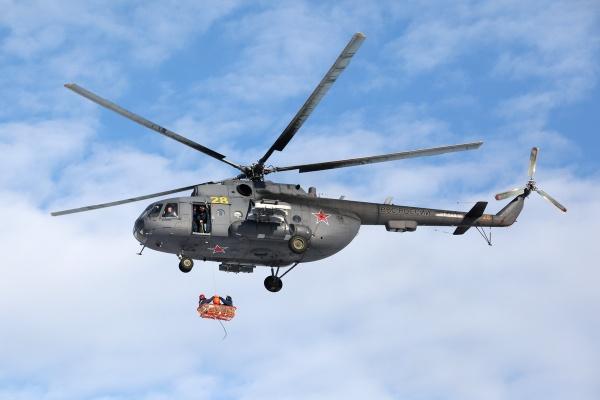 вертолет|Фото:пресс-служба ЦВО